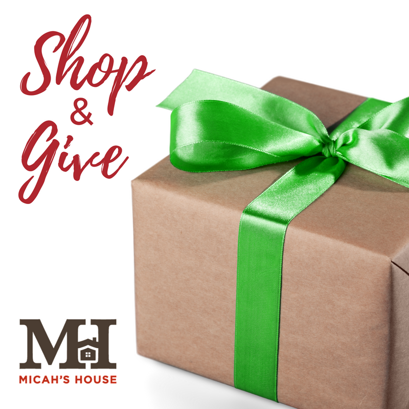 Shop for gifts & give a donation
